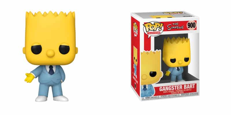 Funko Gangster Bart