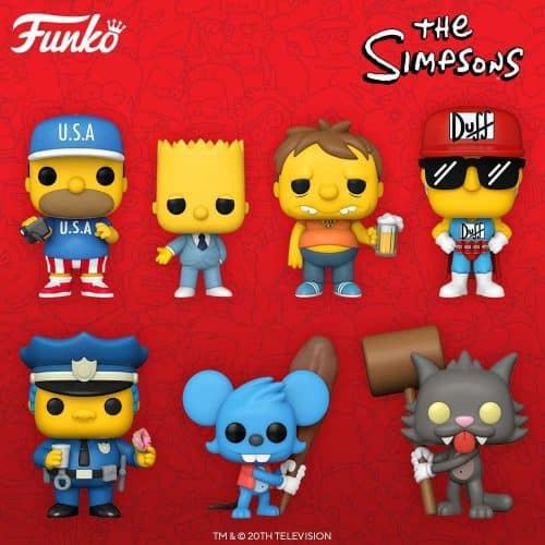Funkos Simpson