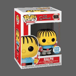 Ralph Wiggum Los Simpson