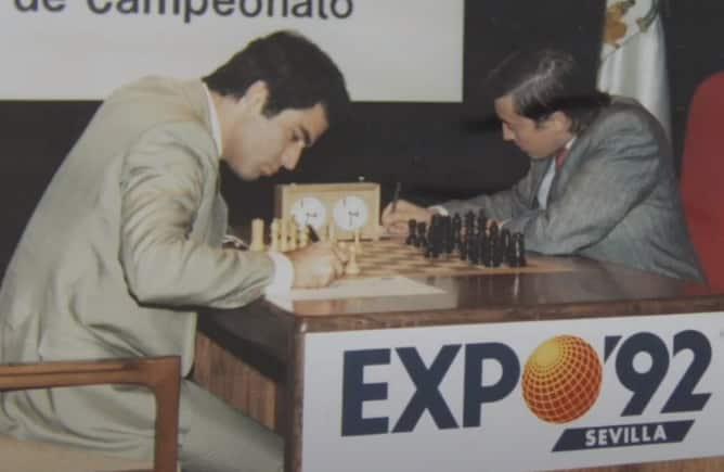 Kasparov vs. Karpov
