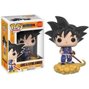 Goku y Nube Voladora